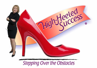 Kay Fittes, High-Heeled Success®